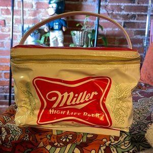 Vintage Miller High Life Cooler